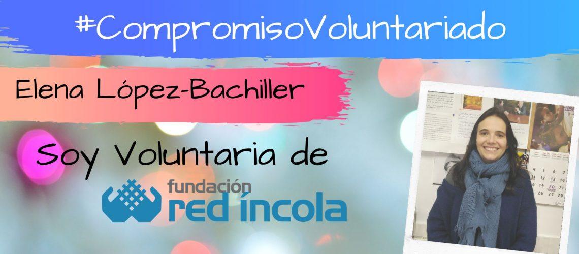 Elena Compromiso Voluntariado