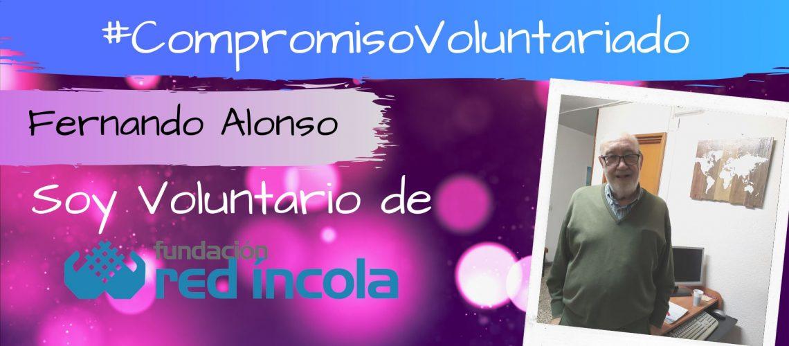 Fernando Alonso Compromiso Voluntariado