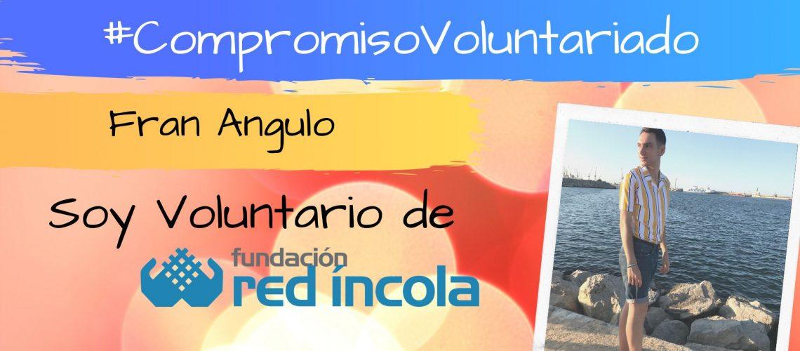Fran Compromiso Voluntariado