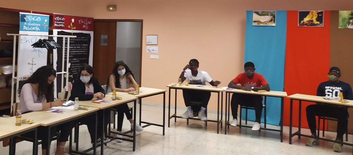 Focusgroup Tooltips jovenes musulmanes
