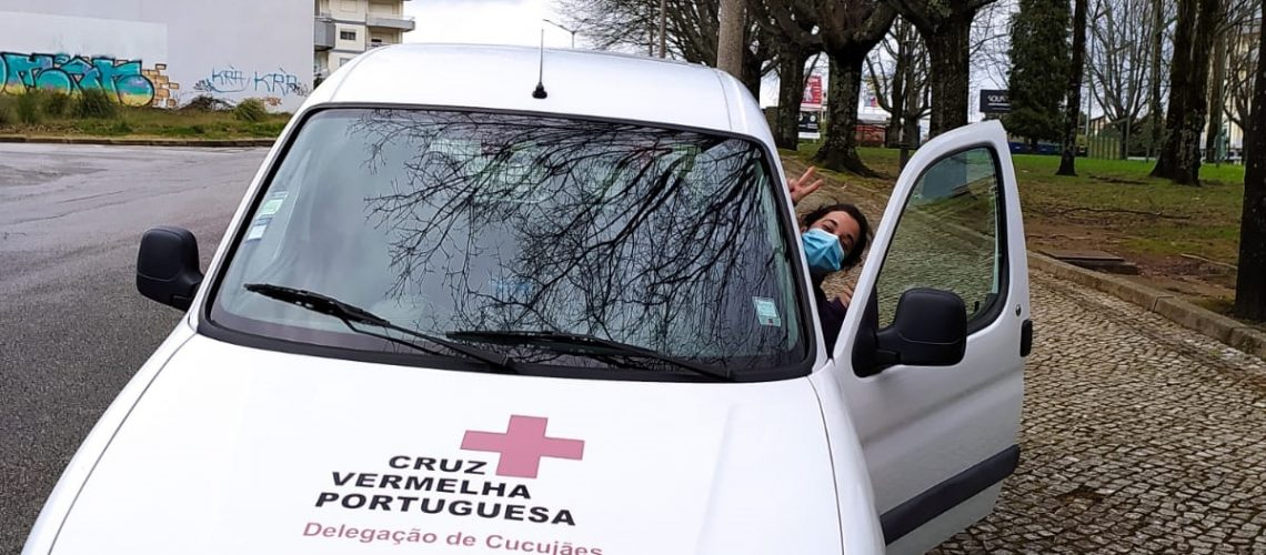 Voluntariado europeo Mireia Portugal
